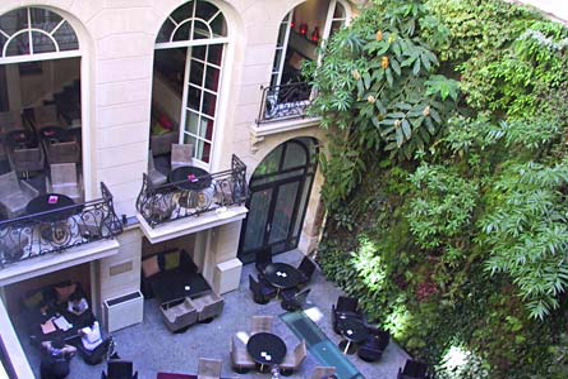 Pershing Hall - Paris (8th), France - Boutique Hotel-slide-13