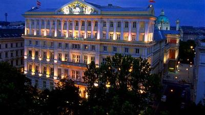Hotel Imperial, A Luxury Collection Hotel - Vienna, Austria - 5 Star Luxury Hotel
