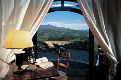 Castello di Velona - Montalcino, Tuscany, Italy - Exclusive Luxury Resort & Spa