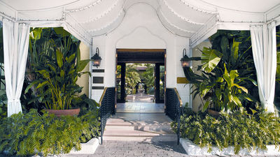 The Brazilian Court Hotel & Beach Club - Palm Beach, Florida