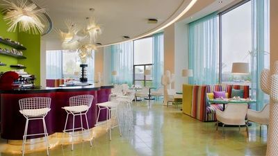 Hotel Missoni Kuwait - 5 Star Boutique Luxury Hotel