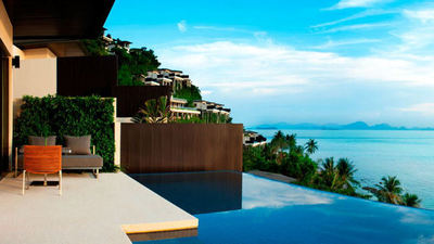 Conrad Koh Samui Resort & Spa - Thailand 5 Star Luxury Hotel