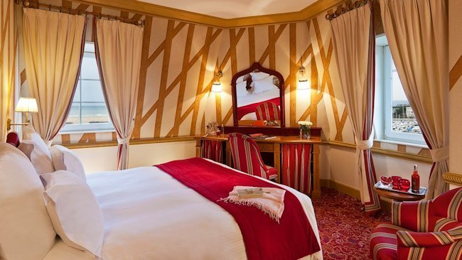 Normandy Barriere - Deauville, France - Luxury Hotel-slide-2