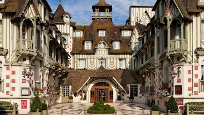 Normandy Barriere - Deauville, France - Luxury Hotel-slide-3