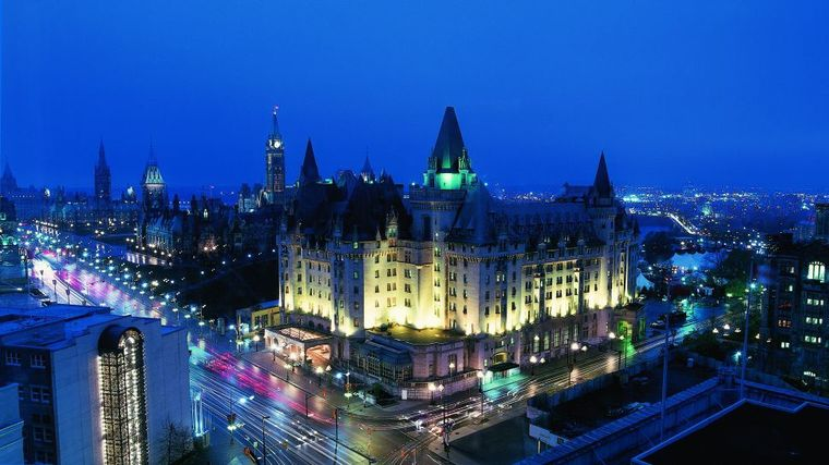 Fairmont Chateau Laurier - Ottawa, Ontario, Canada - Luxury Hotel-slide-3