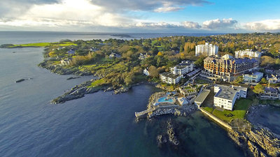 Oak Bay Beach Hotel - Victoria, BC, Canada - Luxury Resort