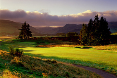 The Gleneagles Hotel - Scotland - 5 Star Luxury Golf Resort