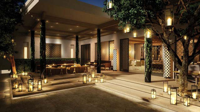 Hotel bel air los angeles beverly hills california for Exclusive luxury hotels
