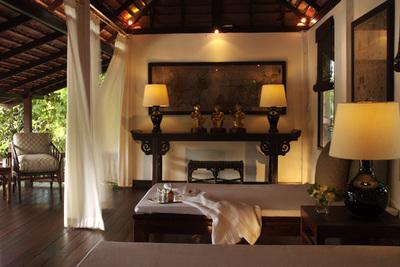 The Rachamankha - Chiang Mai, Thailand - 5 Star Luxury Hotel