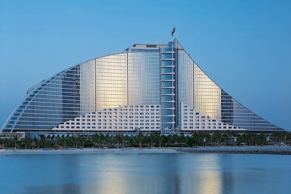 Jumeirah Beach Hotel - Dubai, UAE - 5 Star Luxury Family Resort