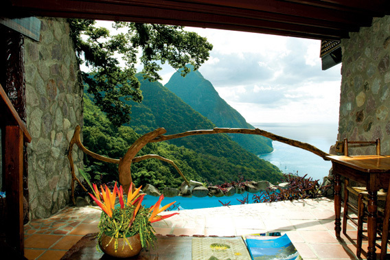 Ladera Resort - Soufriere, St. Lucia, Caribbean - Luxury Boutique Hotel-slide-3
