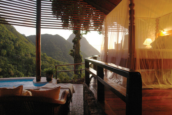 Ladera Resort - Soufriere, St. Lucia, Caribbean - Luxury Boutique Hotel-slide-2