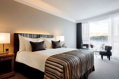 Hotel President Wilson, A Luxury Collection Hotel - Geneva, Switzerland - 5 Star Luxury Hotel