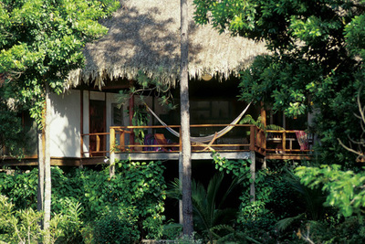 Blancaneaux Lodge - San Ignacio, Belize - Luxury Eco Resort