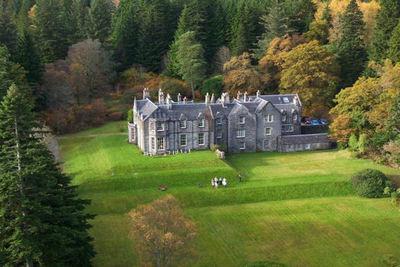 Ardanaiseig Hotel Argyll Scotland Luxury Country House