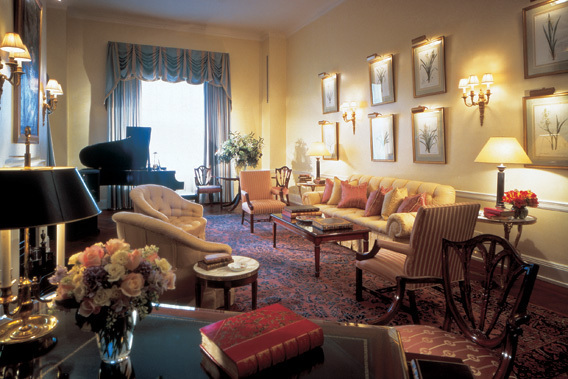 The Carlyle A Rosewood Hotel New York City 5 Star Luxury Hotel