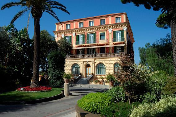 Grand Hotel Excelsior Vittoria - Sorrento, Amalfi Coast, Italy - 5 ...