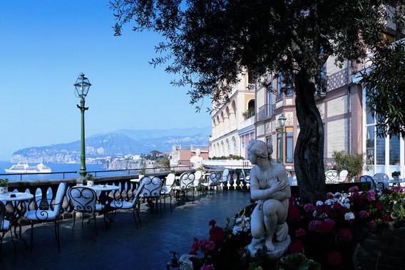 Hotel Capo La Gala Sorrento Coast - 5 star luxury hotels