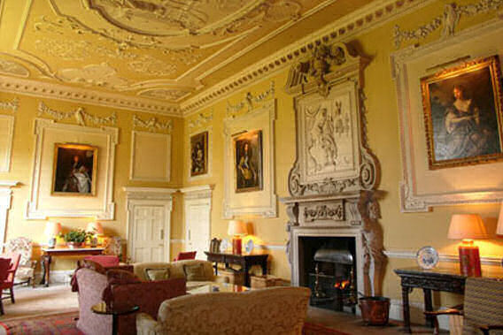 Hartwell House & Spa - Buckinghamshire, England - Luxury Country House Hotel