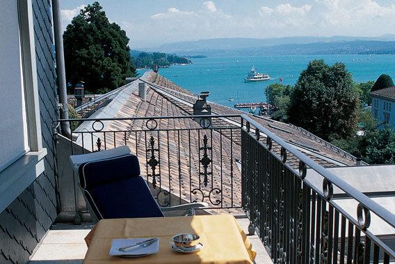 Baur Au Lac Zurich Switerland 5 Star Luxury Hotel