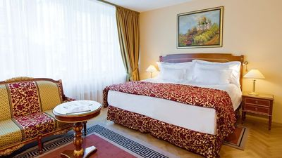 Hotel National, A Luxury Collection Hotel - Moscow, Russia