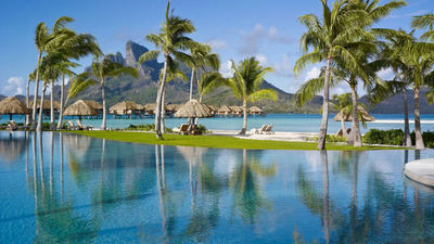 Four Seasons Resort Bora Bora, French Polynesia - 5 Stars