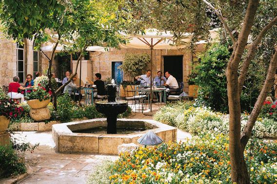 The American Colony Hotel Jerusalem Israel 5 Star Luxury Hotel