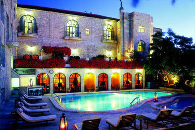 The American Colony Hotel - Jerusalem, Israel - 5 Star Luxury Hotel