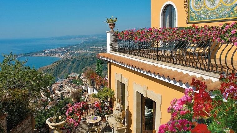 Villa Carlotta - Taormina, Sicily, Italy - Small Luxury Hotel