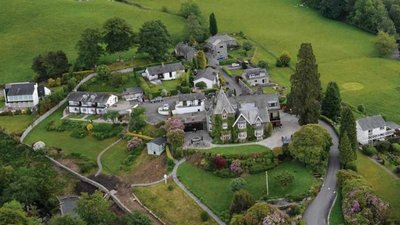 Holbeck Ghyll Country House Hotel - Lake District, England