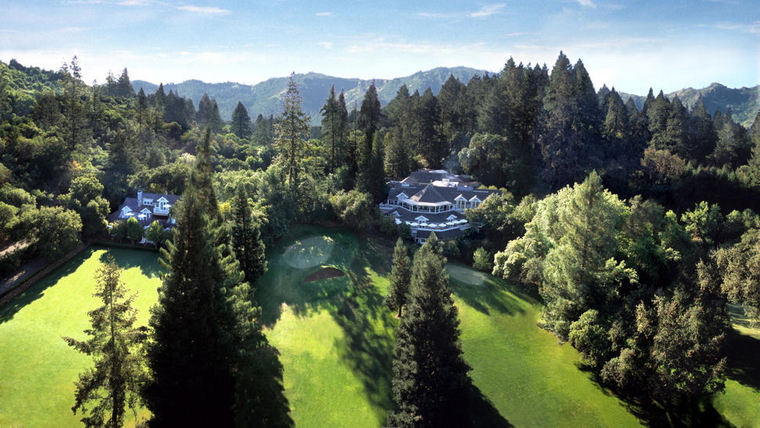 Meadowood Napa Valley - St. Helena, California - Exclusive Luxury Resort & Spa-slide-1