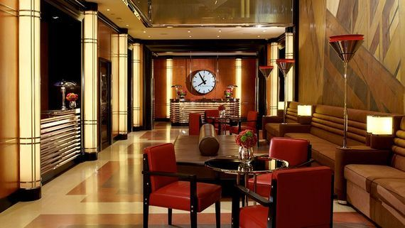 The Chatwal A Luxury Collection Hotel New York City 5 Star