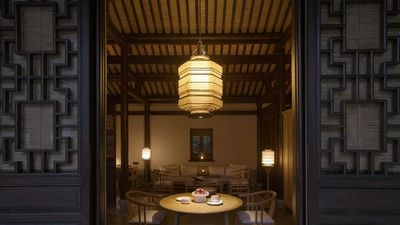 Amanfayun - Hangzhou, China - Exclusive 5 Star Luxury Hotel