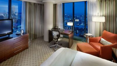 InterContinental San Francisco, California 5 Star Luxury Hotel