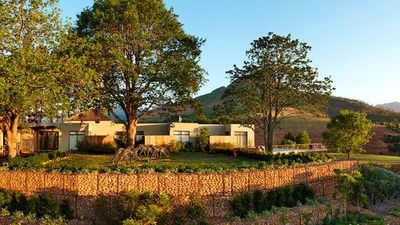 Delaire Graff Estate - Stellenbosch, South Africa - Exclusive 5 Star Luxury Spa Resort