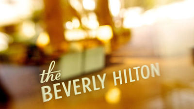 Beverly Hilton - Beverly Hills, California - Luxury Hotel
