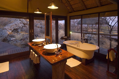 Little Ongava - Etosha National Park, Namibia - Exclusive Luxury Lodge