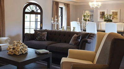 The Manor House at Fancourt - George, Garden Route, South Africa - Exclusive 5 Star Boutique Luxury Hotel