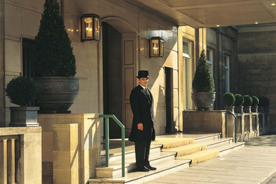 The Berkeley - Knightsbridge, London, England - 5 Star Luxury Hotel