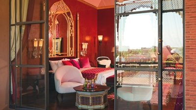 Taj Palace Marrakech, Morocco 5 Star Luxury Hotel