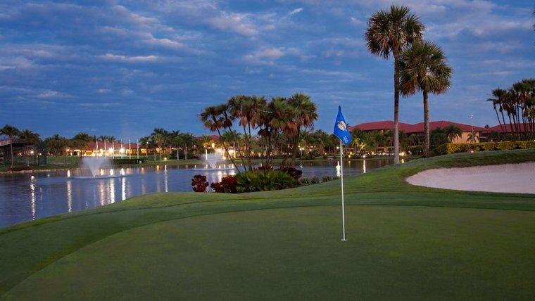 Pga National Resort Spa Palm Beach Gardens Florida Slide 4