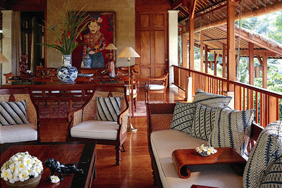 COMO Shambhala Estate - Ubud, Bali, Indonesia - Exclusive 5 Star Luxury Resort