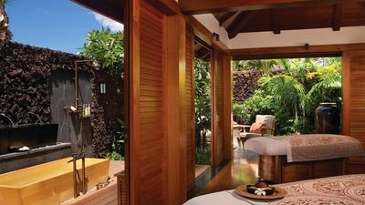 Four Seasons Resort Hualalai - Kona, Hawaii