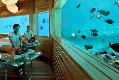 Huvafen Fushi, Maldives - Exclusive 5 Star Luxury Resort