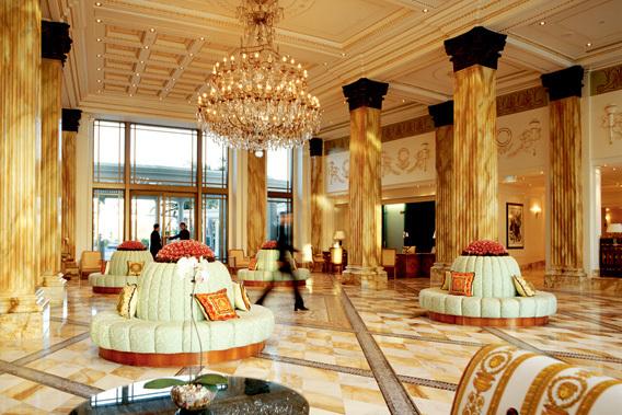 Palazzo Versace Gold Coast Australia 5 Star Luxury Resort Hotel