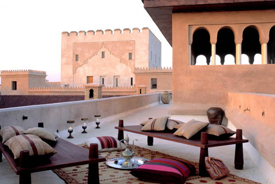 Ksar Char-Bagh - Marrakech, Morocco - 5 Star Luxury Hotel-slide-2