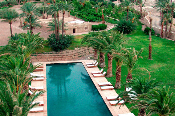 Ksar Char-Bagh - Marrakech, Morocco - 5 Star Luxury Hotel-slide-1