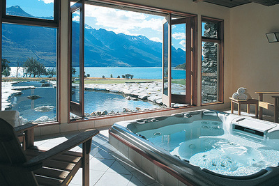 Blanket Bay - Queenstown, South Island, New Zealand - Exclusive 5 Star Luxury Lodge
