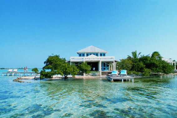 Cayo Espanto - Ambergris Caye, Belize - Exclusive Caribbean Private Island Resort-slide-2