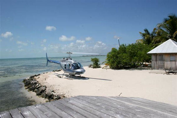 Cayo Espanto - Ambergris Caye, Belize - Exclusive Caribbean Private Island Resort-slide-1